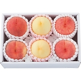 桃の産地味めぐり 6玉