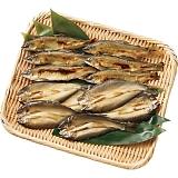 鮎料理専門店「松水」 鮎の塩焼きと一夜干し