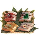 紅鮭&秋鮭の鮭づくしセット