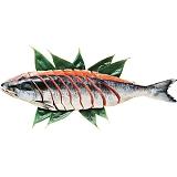 北海道産 新巻鮭姿切身(1.5kg)