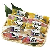 匠の塩麹漬&西京漬セット(10切)