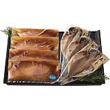 静岡県産 金目鯛の味噌漬・あじ干物セット