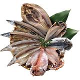沼津「奥和」 干物詰合せ(5種9枚)