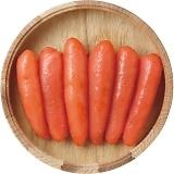 鳴海屋 辛子明太子(250g)(北海道産たらこ使用あごだし仕立て)