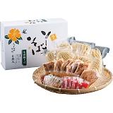 与那覇製麺 生ソーキそば(6食)