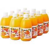 愛媛 3種の柑橘ストレートジュース(12本)