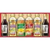 日清 バラエティオイル&丸大豆しょうゆギフト SOT-30
