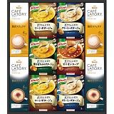 味の素 ギフトレシピ クノールスープ&コーヒー KGC-30F