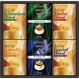 キーコーヒー ドリップオンコーヒーギフト KDV-30
