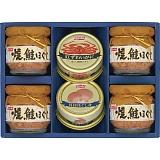 ニッスイ 水産缶&焼鮭瓶詰詰合せ SD-30B