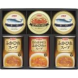 ニッスイ かに缶&ふかひれスープ缶セット F-40C