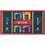 安田の佃煮 醤の伝統(木桶仕込み国産丸大豆醤油使用) KS-35