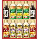日清 バラエティオイル&丸大豆しょうゆギフト SOT-50