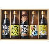 寺岡家の有機醤油・調味料詰合せ SHI-30