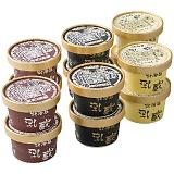 北海道アイスクリーム3種12個(プレミアム) 110063