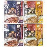 博多華味鳥 料亭のカレーセット4食入 RCS-4N