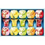 凍らせて食べる アイスデザート〜国産フルーツ入り〜 IDD-30