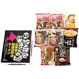 北海道繁盛店対決ラーメン8食 HTR-20
