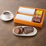 チョコレートケーキ&コーヒー CCC