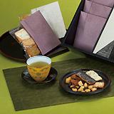 おかきと銘茶 25