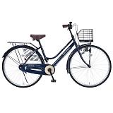 My Pallas マイパラス M-514-NV 26インチ シティサイクル ベーシック自転車 ネイビー