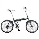 CHEVROLET シボレー 20インチ 折畳自転車 ブラック No.73123