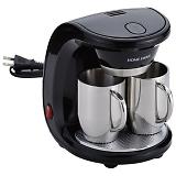 HOME SWAN ホームスワン コーヒーメーカー2カップ ステンレスマグカップ SCS-30 (SCS30)