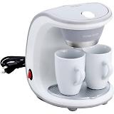 HOME SWAN ホームスワン コーヒーメーカー2カップ SCM-02 (SCM02)