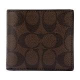 COACH コーチ F75006/MA/BR/1 二つ折り財布