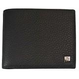 DUNHILL ダンヒル ヨーク 二つ折り財布 ブラック L2L732A