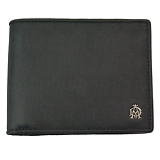 DUNHILL ダンヒル ウィンザー 二つ折り財布 ブラック L2PA32A