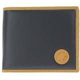 ハンティングワールド 310-16A/BATTUE ORIGIN/NVY 二つ折り財布