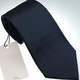 Dior ディオール シルク ネクタイ/ネイビー系