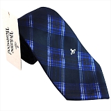 Vivienne Westwood ヴィヴィアン ウエストウッド ネクタイ 8.5cm AW16 NAVY BLUE系 10044-CS K278-NAVY BLUE