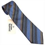 Vivienne Westwood ヴィヴィアン ウエストウッド ネクタイ 8.5cm AW16 LIGHT BLUE系 10048-CS K287-LIGHT BLUE