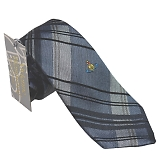 ヴィヴィアンウエストウッド ネクタイ (先端幅スリム約7cm) ブルー系 24t70-p42color5slim