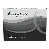 WATERMAN ウォーターマン カートリッジインクSTD23 1本 1.4ml ブラック S2270210