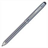 CROSS クロス テックスリープラス AT0090-14 フロスティスティールラッカー 複合ペン