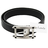 Guy Laroche ギラロッシュ ピン式 ベルト ブラック GL007BK