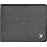 DUNHILL ダンヒル  ウィンザー 小銭入れ付 二つ折り財布 ブラック L2W732Z