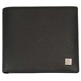 DUNHILL ダンヒル ヨーク 二つ折り財布 ブラック L2L730A