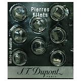 S.T.Dupont デュポン ライター フリント(着火石・発火石) グレーラベル