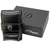 DUPONT デュポン ライン2ライター用 レザーライターケース ブラック 180024