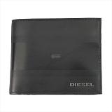 DIESEL ディーゼル ブラック 二つ折り財布 IRON3 HIRESH S X04151 H6083