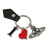 Vivienne Westwood ヴィヴィアンウエストウッド キーリング I LOVE ORB GADGET 82030009 M401 GREEN